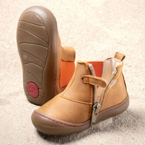 pololo-mini-chelsea-boot-orange-sohle